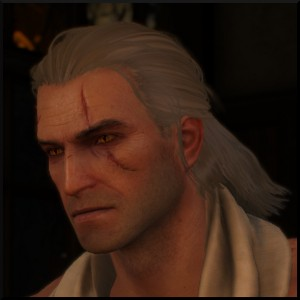 witcher 3 clean shaven