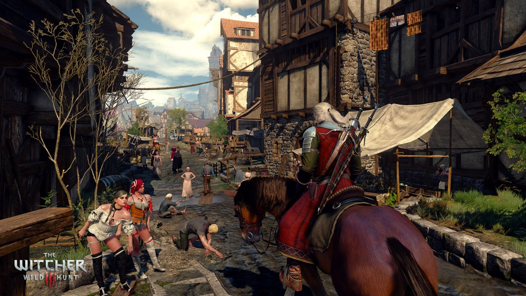 witcher 3 exact launch time