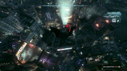 Batman Arkham Knight Azrael's First Challenge