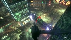 Batman Arkham Knight Riddler Victim Bleake Island