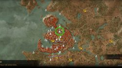 Witcher 3 Location of Elven Crossbow