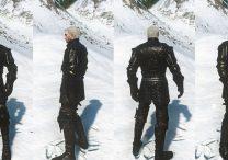 Witcher 3 Nilfgaardian Armor Set