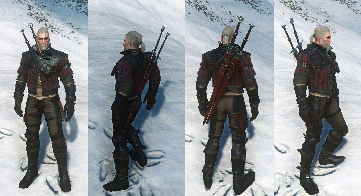 Superior Wolf Gear The Witcher 3