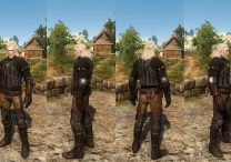 Witcher 3 Temerian Armor Set Looks