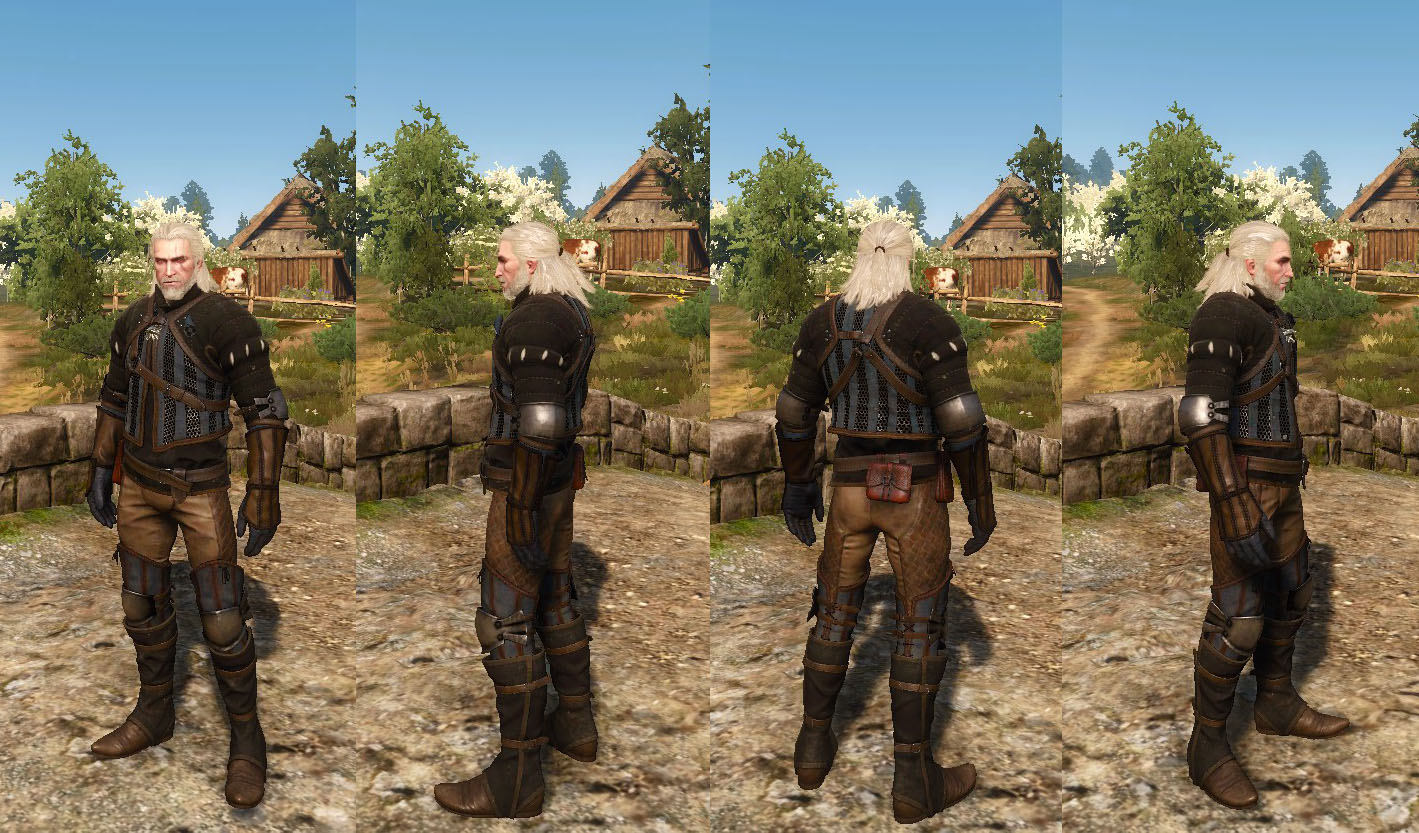 Witcher  Cat Armor Stats