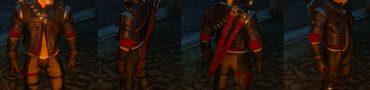 Witcher 3 Wolven School Gear Look