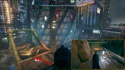 Arkham Knight City Vision Riddler Trophy location