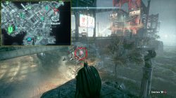 arkham knight destructible militia shields