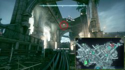 arkham knight destructible bleake island