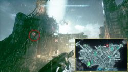 arkham knight destructibles locations