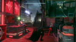 arkham knight hotel riddler trophy