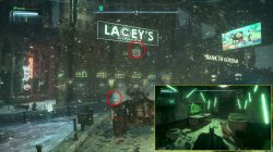 arkham knight lacey puzzle trophy
