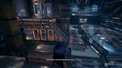 arkham knight monkey puzzle airship