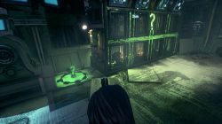 arkham knight monkey puzzle riddler trophy