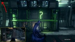 arkham knight riddler trophy airship alfa