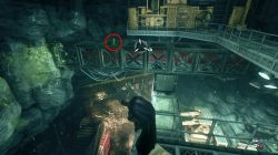 arkham knight subway tunnel riddler trophy