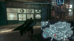 batman arkham knight miagani island riddles