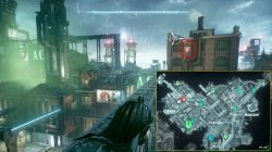 batman arkham knight militia shields