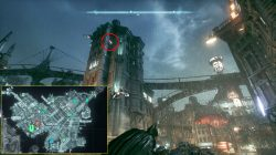 batman arkham knight militia shields locations