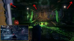 batman arkham knight riddler trophy location airship