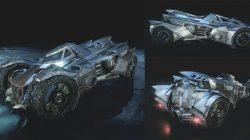 batmobile alternate skins