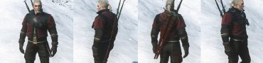 enhanced wolven armor preview