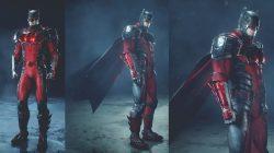 justice league 3000 batman skin