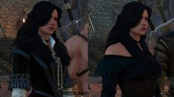 yennefer costume