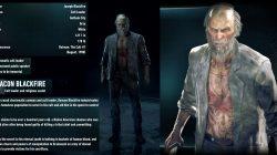 Batman Arkham Knight Deacon Blackfire Info and Bio