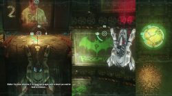 Batman Arkham Knight Drain pain Riddler's Revenge