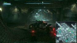 Batman Arkham Knight Gunrunner Fourth Weapon Cache