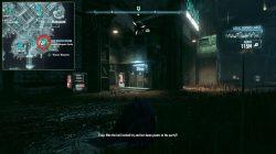 Batman Arkham Knight Gunrunner Sionis Industries