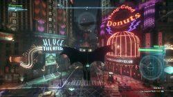 Batman Arkham Knight Gunrunner Following Weapons Van