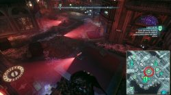 Batman Arkham Knight Own the Roads Bleake Island 1