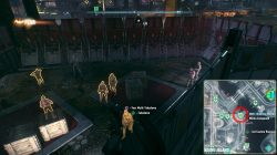 Batman Arkham Knight Own the Roads Founders' Island