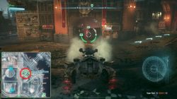 Militia Checkpoints in Founders' Island Batman Arkham Knight 4
