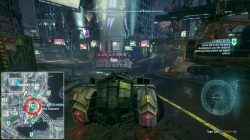 Seventh Militia Checkpoint in Founders' Island Batman Arkham Knight