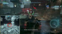 Fifth Militia Compound Own The Roads Batman Arkham Knight Miagani Island