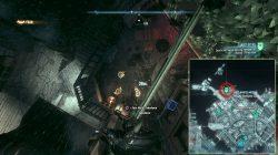 Batman Arkham Knight The Line of Duty Bleake Island
