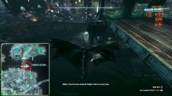 Batman Arkham Knight The Line of Duty Miagani Island