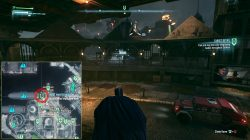 Batman Arkham Knight The Perfect Crime Body Founders Island