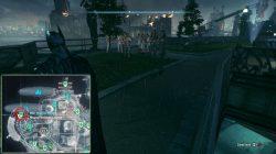 Founders' Island The Line of Duty Batman Arkham Knight