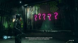 Riddlers Revenge Numeracy 101 Batman Arkham Knight