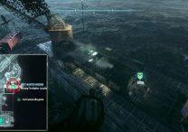 The Line of Duty Firefighter Bleake island Batman Arkham Knight