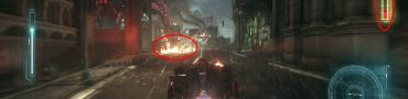 arkham knight gotham on fire firefly