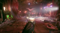 arkham knight hq briefing riddler trophies