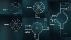 arkham knight hq tunnel map