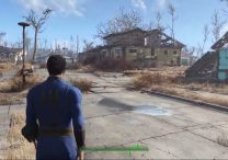 fallout 4 gameplay exploration trailer