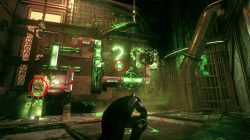 power maze riddler trophy arkham knight hq