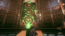 rotating puzzle riddler trophy arkham knight hq